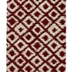 Think Rugs Teppich Royal Nomadic in Rot
