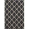 Think Rugs Handgetufteter Teppich Elements in Grau