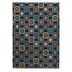 Think Rugs Teppich Verona in Blau