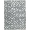 Nourison Galway Hand-Woven Grey Area Rug