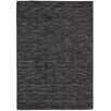 Nourison Grand Suite Hand-Loomed Black Area Rug
