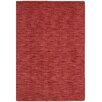 Nourison Grand Suite Hand-Loomed Red Area Rug