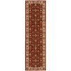 Nourison Persian Crown Red Area Rug