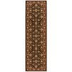 Nourison Persian Crown Brown Area Rug