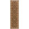 Nourison Wohnteppich Persian Crown in Braun