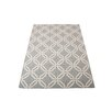 Nourison Linear Hand-Loomed Blueish / Grey Area Rug
