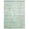 Nourison Gemstone Hand-Tufted Jade Area Rug