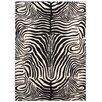 Nourison Madagascar Black/White Area Rug