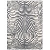 Nourison Madagascar Grey/White Area Rug