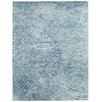 Nourison Gemstone Hand-Tufted Blue Area Rug