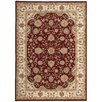 Nourison Artena Red Area Rug