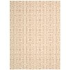 Nourison Enhance Tan Area Rug