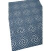 Nourison Enhance Cadet Blue Area Rug