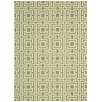 Nourison Enhance Green Area Rug