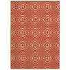Nourison Enhance Paprika Area Rug