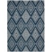 Nourison Enhance Blue Area Rug