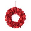Sage & Co. Cherry Hill Lane Pinecone Wreath