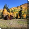 West of the Wind Outdoor Canvas Art Tiny Retreat Framed Photographic Print on Wrapped Canvas