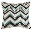 D.L. Rhein Lightning Linen Throw Pillow