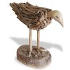 Oceans Apart Bird on Stand Figurine
