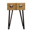 Oceans Apart Oscar Side Table