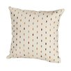 Rennie & Rose Design Group Coastal Drops Indoor/Outdoor Throw Pillow