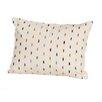 Rennie & Rose Design Group Coastal Drops Indoor/Outdoor LBoudoir/Breakfast Pillow