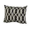 Rennie & Rose Design Group Geometric Indoor/Outdoor Throw Pillow