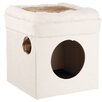 "Trixie Pet Products 14.75"" Miguel Fold and Store Collapsible Cat Condo"