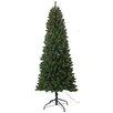 Santa's Workshop 6.5' Slim Artificial Christmas Tree with 250 Unlit Lights