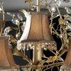 Schuller 13cm Silk Bell Candelabra Shade