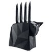 Koziol 5 Piece Pablo Steak Knife Block Set