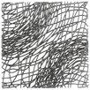 "Koziol 10.6"" x 10.6"" Abstract Room Divider"