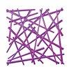 "Koziol 10.6"" x 10.6"" Geometric Room Divider"