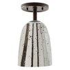 JVI Designs Grand Central 1 Light Semi Flush Mount
