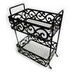 Elegant Home Fashions Steel Free Standing Shower Caddy