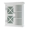 """Elegant Home Fashions Toulouse 20"""" x 24"""" Wall Mounted Cabinet"""