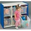 TotMate 1000 Series Preschooler Extra Deep Big Bin Storage