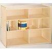 TotMate 2000 Series Jumbo Shelf Storage