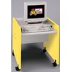 "TotMate 1000 Series 30"" x 27"" Rectangular Activity Table"