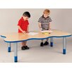 """TotMate """"My Place"""" Rectangular Activity Table"""
