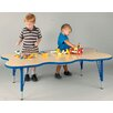 "TotMate ""My Place"" Play Rectangular Activity Table"