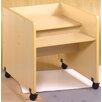 "TotMate 2000 Series 30"" x 27"" Rectangular Activity Table"