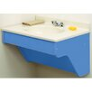 TotMate 1000 Series Single Bowl Wall Vanity