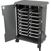 Balt 16-Compartment Tablet Charging Cart