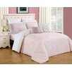 Peach Couture Couture Home 3 Piece Duvet Cover Set