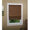 Green Mountain Vista Huntington Linen Cordless Thermal Backed Roman Shade w/ Blackout Fabric