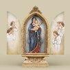Joseph's Studio Standing Madonna Triptych