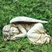 Sleeping Garden Angel Statue - Joseph's Studio Garden Statues and Outdoor Accents