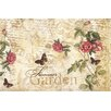 Akzente Gallery Summer Rose Doormat